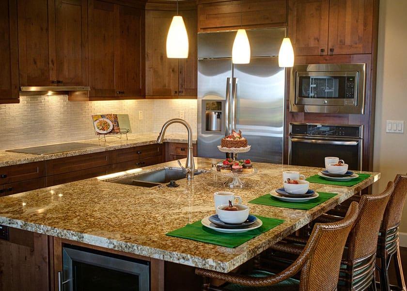 Küchenstühle für Landhausküchen