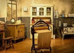 Die Küchenstühle von damals waren nicht viel mehr als pragmatische Sitzmöbel. Dieses Bild hat sich stark geändert.